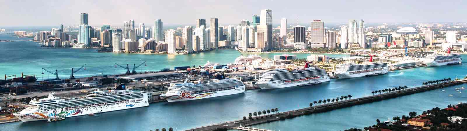 Overview Miami Cruise Port Review And Travel Guide IQCruising - Cruise ship port in miami
