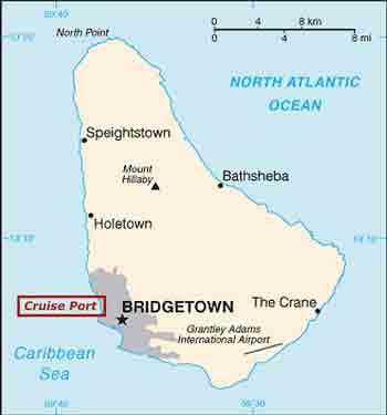 Overview Bridgetown Barbados Cruise Port Review and Travel Guide