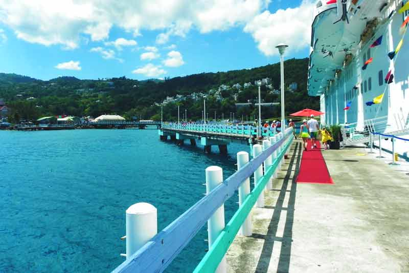 Overview Ocho Rios Cruise Port Review And Travle Guide Iqcruising