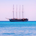 Photo of Sailing Boat in St. Martin Cruise Port