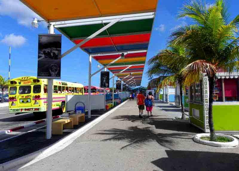 Foto No Cais de Aruba