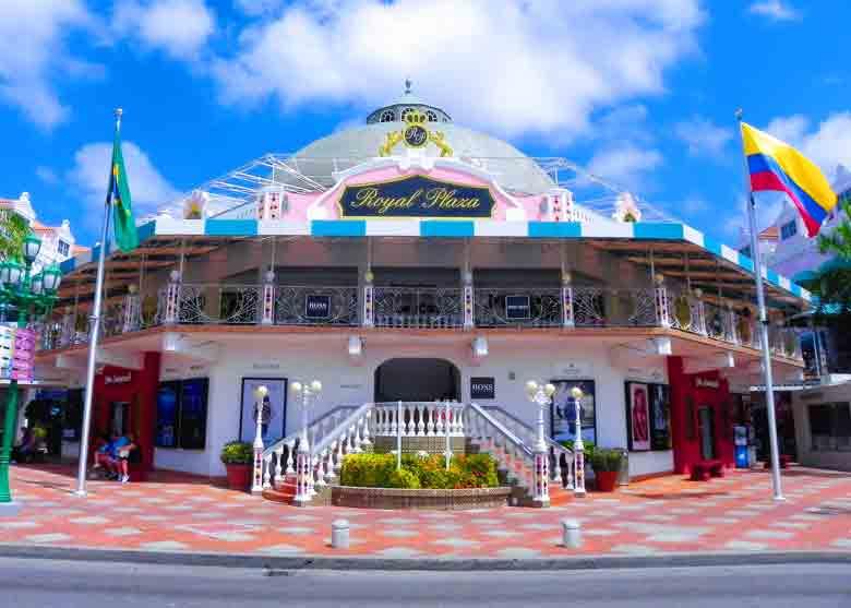 Foto da Royal Plazza Aruba