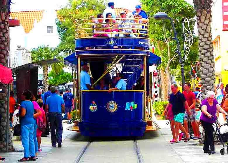 Foto de Carro de Rua Aruba