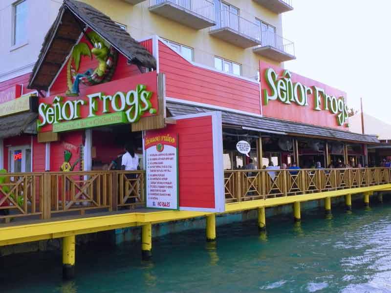 Restaurants Nassau Bahamas Cruise Port Guide Iqcruising