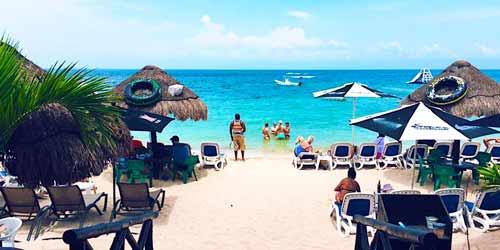 Beach Club Photo Of Carlos N Charlie S In Cozumel