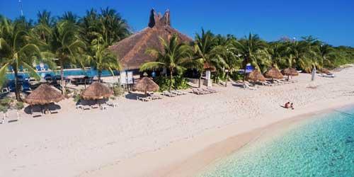 Beach Club Photo Of Nachi Cocom In Cozumel