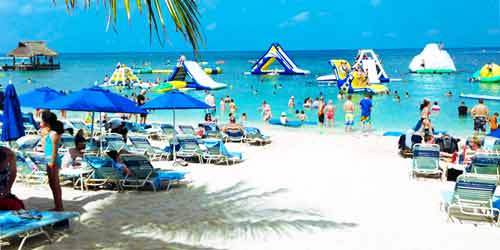 Photo Of Paradise Beach In Cozumel