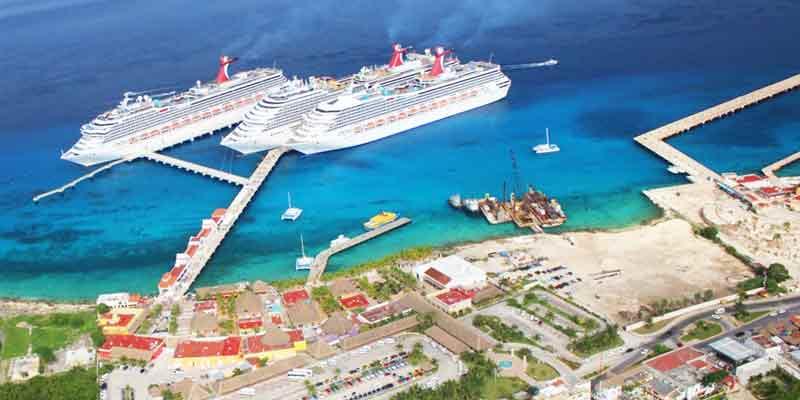 Cruise Terminals Cozumel Mexico Port Guide Iqcruising