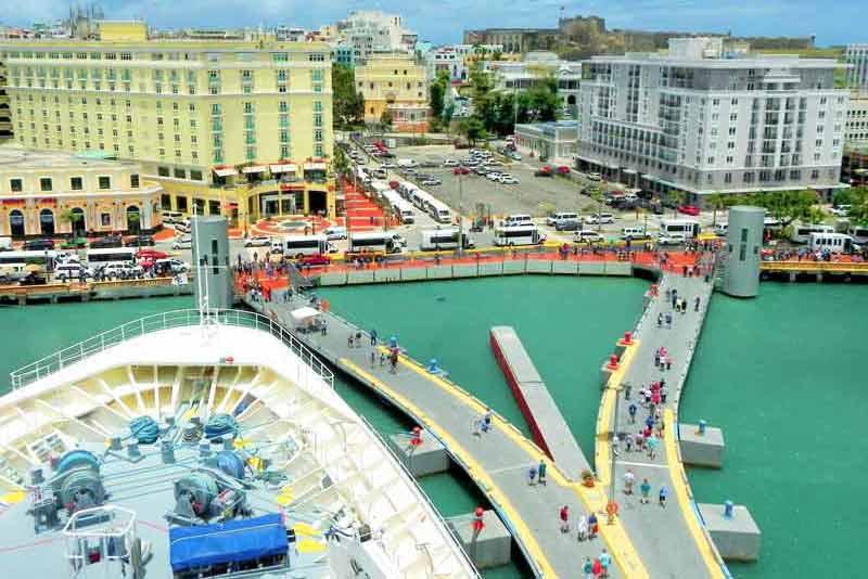 Cruise Terminals San Juan Puerto Rico