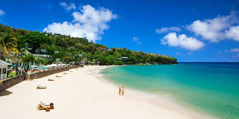 Beautiful Beach Easy To Walk From The Cruise Ship Dock Review
