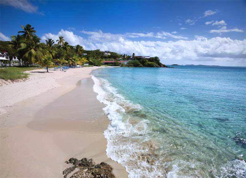 St Thomas Us Virgin Islands Cruise Port Review Of Top Beaches
