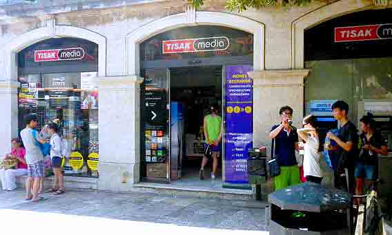 Photo of Tourist Info Office in Dubrovnik