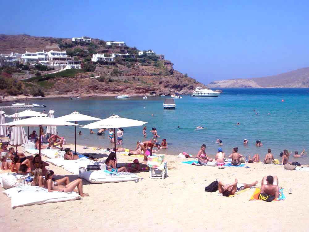 Mykonos Greece Cruise Port