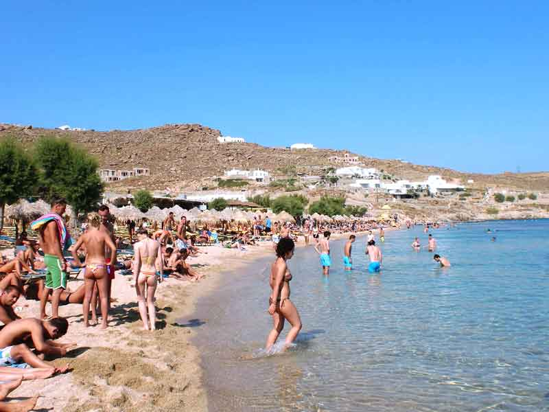 Best Island Beaches For Partying Mykonos St Barts: Mykonos (Greece) Cruise Port Guide