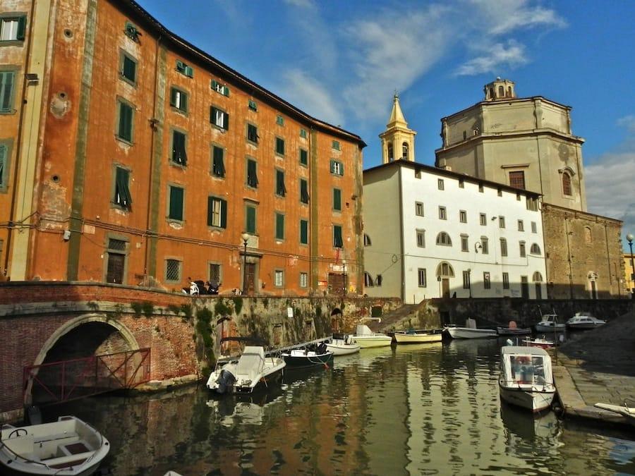 Historical Landmarks | Livorno Cruise Port Guide | IQCruising