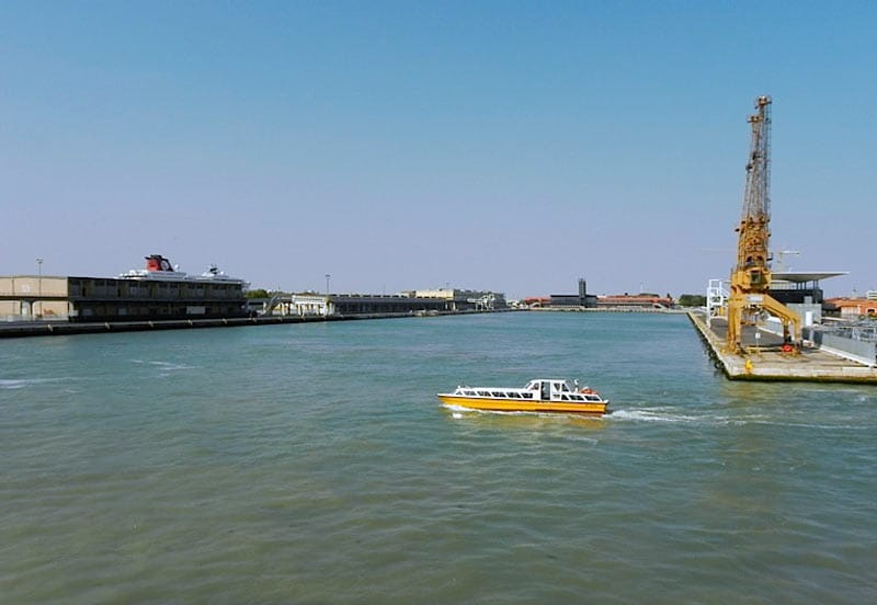Terminals | Venice (Italy) Cruise Port Guide | IQCruising on